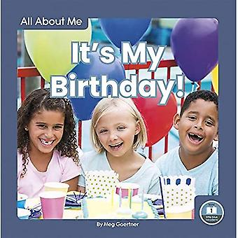 All About Me: It's My Birthday!