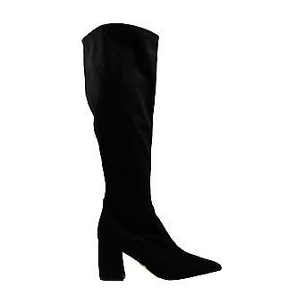 Marc Fisher Womens retie Mocka Pekade Tå Mid-Calf Kallt Väder Boots