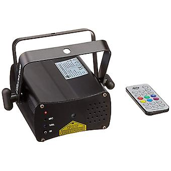 Adj products micro galaxian ii, use uc laser remote