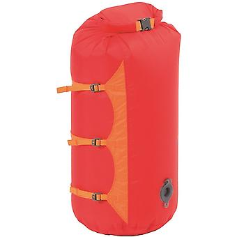 Exped Side Compression Bag - Red - Small