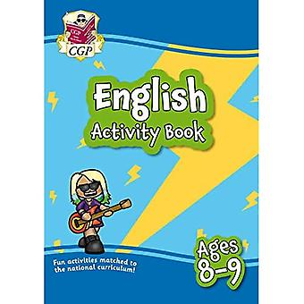 New English Activity Book for Ages 8-9