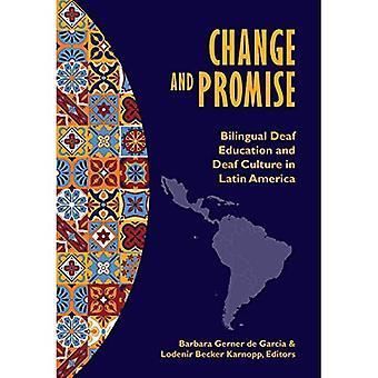 Verandering en Belofte: Tweetalig Doven Onderwijs en Dove Cultuur in Latijns-Amerika