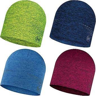 Buff Unisex Adults Reflective DryFlx Sports Outdoor Warm Winter Beanie Hat