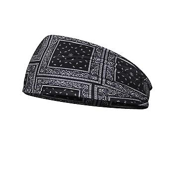 Cycling Yoga Sport Sweat Headband Women Hair Bands Head Safety