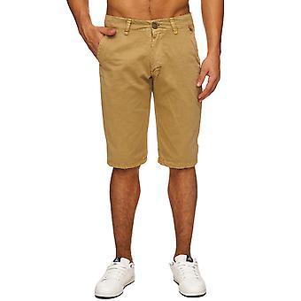 Mode hommes Capri célébration bermudas Cargo Shorts courts Mint