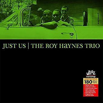 Haynes,Roy Trio - Just Us [Vinyl] USA import
