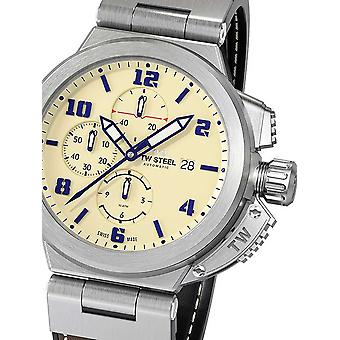 Mens Watch Tw-Steel ACE202, Automatic, 46mm, 10ATM