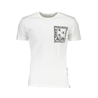 CALVIN KLEIN T-paita Lyhyet hihat Miehet J30J315173