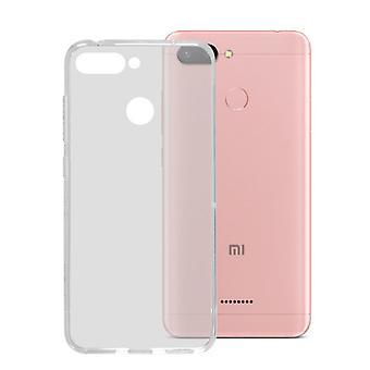 Mobile cover Xiaomi Redmi 6 Contact Flex TPU Transparent