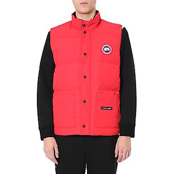 Canada Goose 4154m11 Men's Red Nylon Vest