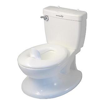 Summer infant my size potty white