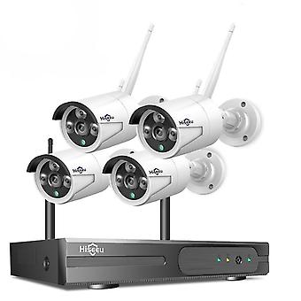 3mp Wireless Wifi Cctv System