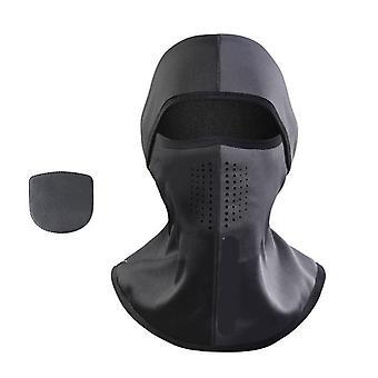Lyžařská zimní větruodolná maska