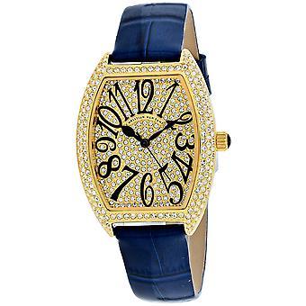Christian Van Sant Women's Twinkle Gold Dial Watch