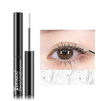 Extension Eye Lashes Brush Beauty Makeup Long-wearing Color Mascara