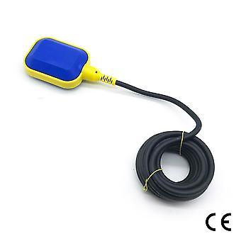 Certified good quality em15-2 2m/3m float switch 220v/380v cable style water tank float switch good quality float level switch