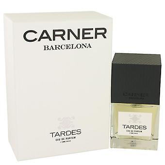 Tardes Eau De Parfum Spray By Carner Barcelona 3.4 oz Eau De Parfum Spray