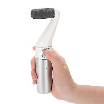 2 In 1 electric callus remover pedicure machine foot care tool usb rechargeable nail file polish roller grinding manicure tools