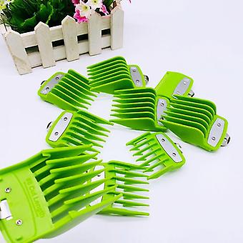 Barber Shop Styling Guide Comb Hair Trimmer Clipper Green Limit