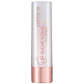 Catrice Cosmetics Exfoliante y bálsamo labial 010