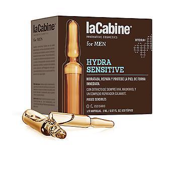 La Cabine La Cabine för män Ampollas Hydra Sensitive 10 X 2 Ml För män