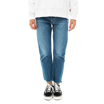 Jeans de mujer levi's 501® crop jeans 36200.0079