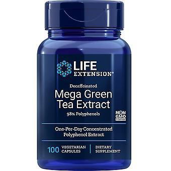 הארכת חיים מגה תה ירוק תמצית ירקות 100