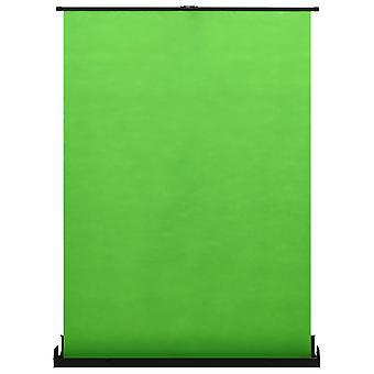 vidaXL Fond photo vert 102» 4:3