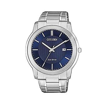 Citizen Analogueic Watch Quartz Man with Stainless Steel Strap AW1211-80L