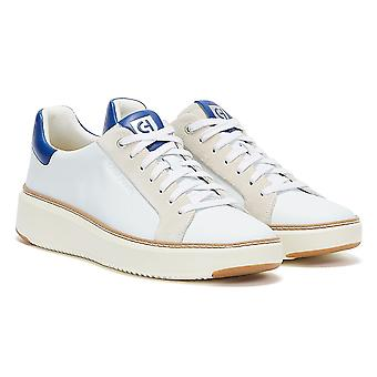 Cole Haan GrandPrø Topspin Mens White Trainers