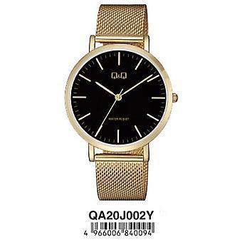 Q&q fashion watch qa20j002y