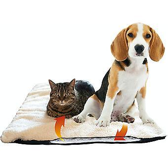 Hundedecke & Katzendecke für kalte Böden | Optimal für ältere Tiere | Waschbare Hunde