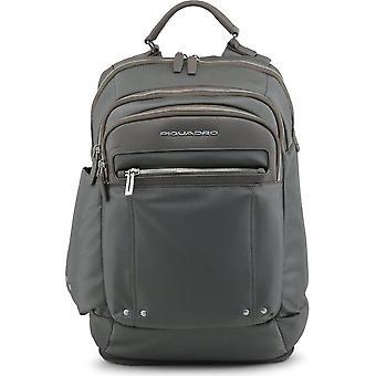 Piquadro - Väskor - Ryggsäckar - OUTCA2961LK-GR2 - Män - lightgray