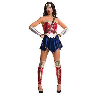 Wonder Woman Womens/Ladies Costume