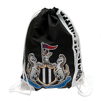 Bolsa de cordón del Newcastle United FC Focus