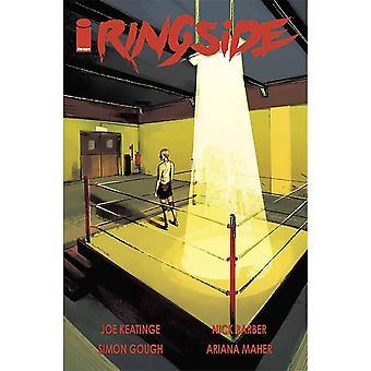 Ringside Volume 2: Arbetspapper - Illustrerad 25 juli 2017