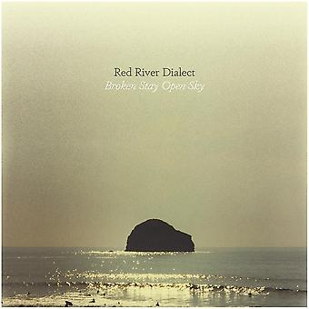 Red River Dialect - Broken Stay Open Sky CD