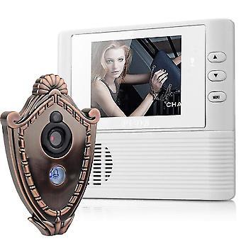 Duurzame 12v bedrade geluidsalarm stroboscoop knipperend licht sirene home security