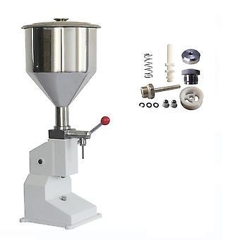 Un ensemble de pièces/kits applicables à la machine de remplissage manuelle de pâte/liquide A03