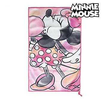 School Toilet Bag Minnie Mouse (6 pcs) Pink