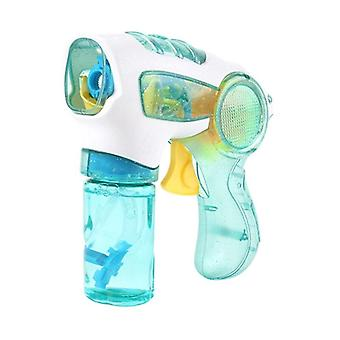 Flashing Light Up Children Bubble Summer Swimming Machine Toys Birthday Gift For Fun Wholesale