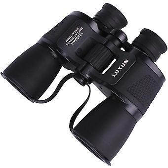 12x50 HD high magnification Powerful Binoculars Outdoor Tourism Hunting Telescope Low Light Night