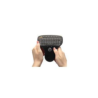 N5901 2.4GHz Wireless Mini Teclado Trackball Air Mouse