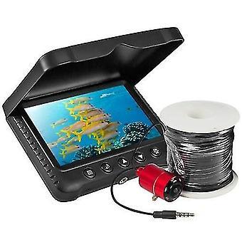 مكتشفي الأسماك 1200tvl 5 بوصة LCD الصيد تحت الماء مكتشف الأسماك ماء