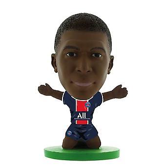 Paris Saint Germain FC Kylian Mbappe SoccerStarz Figurilla de fútbol