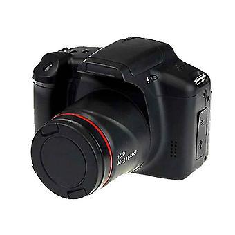D05 telephoto hd slr anti shock câmera digital 3.0 polegada lcd grande angular 16x zoom fpv saída usb 2.0