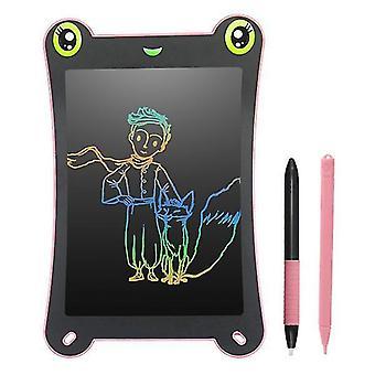 Newyes écran coloré 8.5 «lcd tablette d'écriture planche à dessin sans papier bloc-notes numérique réécrit pad réécrit