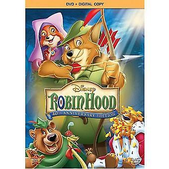 Robin des bois: 40th Anniversary Edition [DVD] USA import