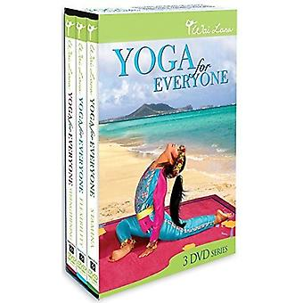 Wai Lana - Yoga for Everyone [DVD] USA import