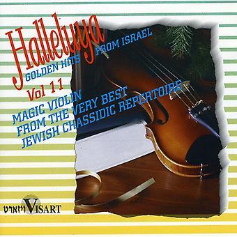 Halleluyah - Halleluyah: Vol. 11-Magic Violin [CD] USA import